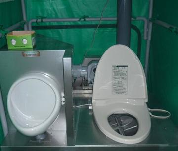 المراحيض العضوية