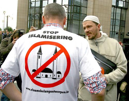 التمييز ضد مسلمي أوروبا