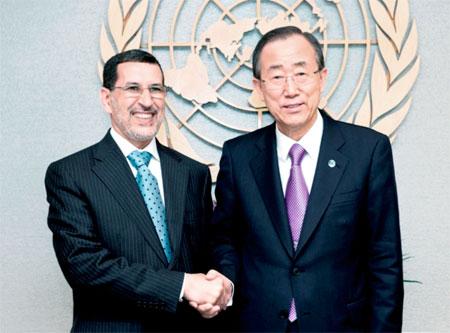 المغرب يسحب رسميا ثقته من المبعوث الأممي إلى الصحراء