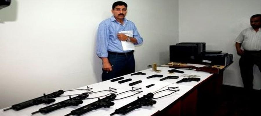 السلطات الأمنية تُفكّك شبكة إرهابية وتحجز على كمية من الأسلحة التي كانت بحوزتها