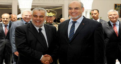 بنكيران يدعو إلى وحدة اقتصادية بين المغرب وتونس