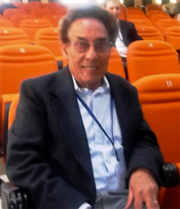 الباحث العربي بأمريكا فرغلي