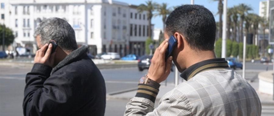 عدد الهواتف النقالة بالمغرب يفوق عدد السكان