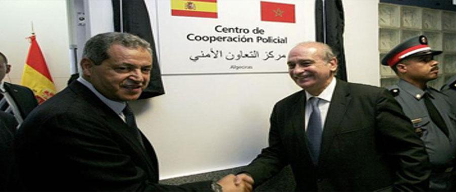 افتتاح مركزَين أمنيَين على الحدود المغربية الاسبانية