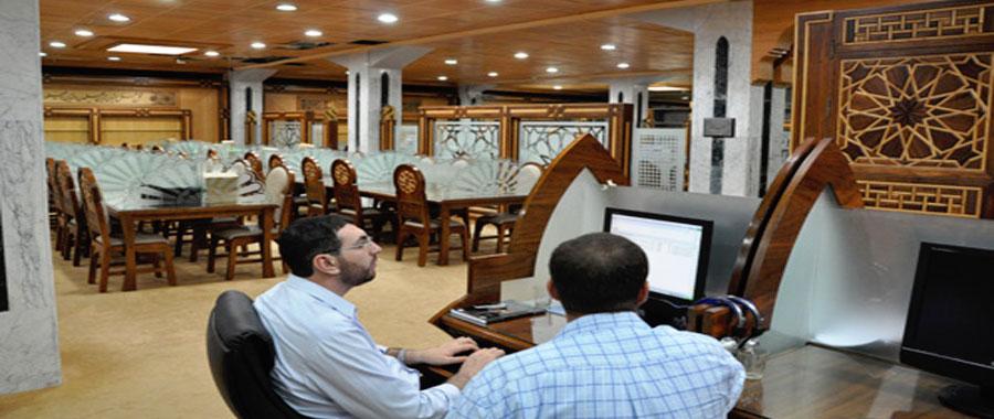 دورة تدريبية عربية حول التوثيق الرقمي والآلي للتراث الإسلامي