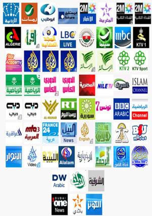 الفضائيات العربية ذات السطوة الأكبر على المشاهد