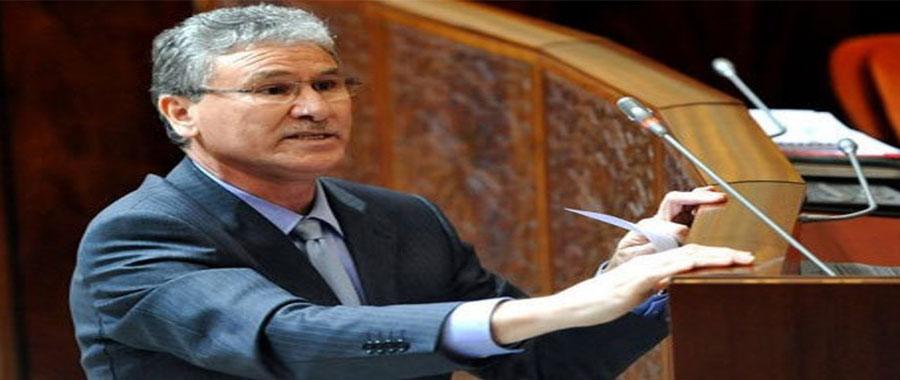 الحسين الوردي وزير الصحة