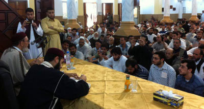 مفتي ليبيا يحذر من انتشار التشيع في بلاده
