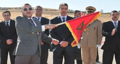 الملك محمد السادس يُطلق العديد من المشاريع التنموية بمدينة وجدة