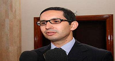 عبد العظيم الكروج الوزير المكلف بالوظيفة العمومية وتحديث الإدارة