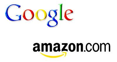 غوغل وأمازون يتصدران أسماء الإتنرنت الجديدة