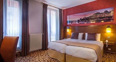 دراسة تحذر من انتشار البكتيريا في غرف الفنادق