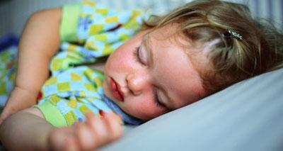 ظاهرة التبول اللاإرادي لدى الأطفال