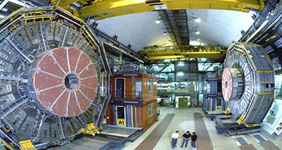 المركز الأوروبي للبحوث النووية (سيرن)