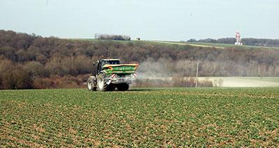 نوعية جديدة من الأسمدة تقاوم التصحر والجفاف