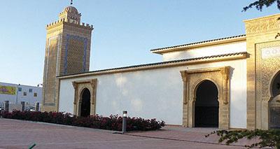 """مسجد محمد السادس بـ""""سانت ايتيان"""""""