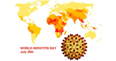 اليوم العالمي للالتهاب الكبدي