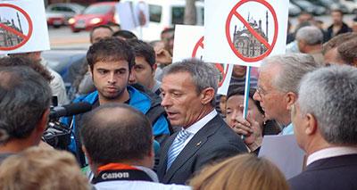 """خوسيب أنغلادا رئيس """"التجمع من أجل الحرية"""""""