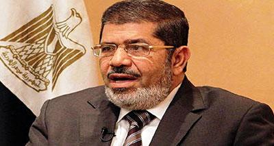 مرسي شفيق، رئيس جمهورية مصر