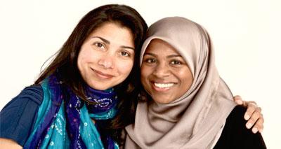 اعترافات أمريكيات مسلمات