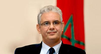 وزير الاقتصاد المغربي، نزار البركة
