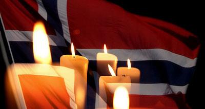 تظاهرة لليمين المتطرف في النرويج ضد الإسلام