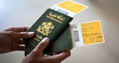 مَصر ترفع فرض تأشيرة دخول أراضيها على السياح المغاربة