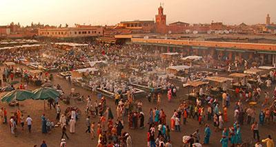 السياحة تستعيد عافيتها بعد تراجعها بسبب الأزمة العالمية