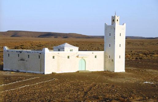 المسجد الحديث لزاوية الشيخ سيد أحمد الركيبي