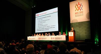 انطلاق المؤتمر الدولي حول الايدز في واشنطن