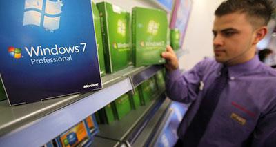 مشكلة بين المفوضية الاوروبية و شركة مايكرسوفت