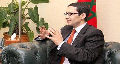 عبد العظيم الكروج، الوزير المنتدب المكلف بالوظيفة العمومية وتحديث الإدارة