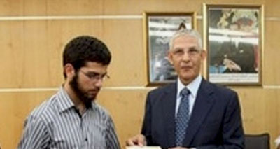 وزارة التعليم العالي تكرم أنجب تلامذة المغرب