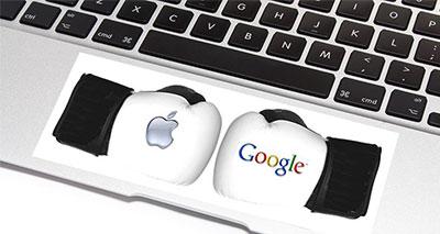 غوغل تدفع غرامة 22.5 مليون دولار لشركة أبل