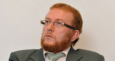 محمد نجيب بوليف الوزير المنتدب المكلف بالشؤون العامة والحكامة