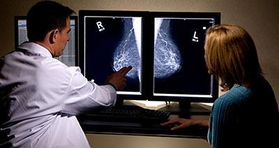 سرطان الثدي وإصابة العظام بالورم والهشاشة