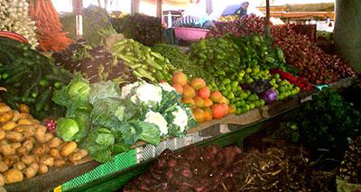 استقرار أسعار معظم المواد الغذائية مع زيادة طفيفة في بعضها مع دخول شهر رمضان