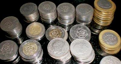 قيمة الدرهم تعرف ارتفاعا مقارنة بالدولار خلال الأسبوع الأول من الشهر الجاري