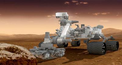 ناسا: 7 دقائق رعب على المريخ