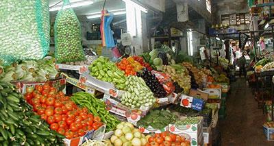 وزارة الفلاحة: يوجد تموين كاف للمواد الغذائية خلال شهر رمضان الكريم