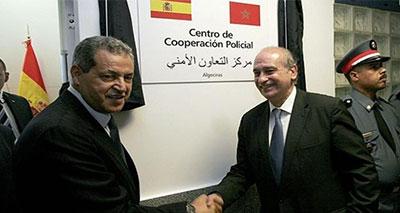 المغرب يعرب عن قلقه إزاء تصريحات وزير الداخلية الاسباني