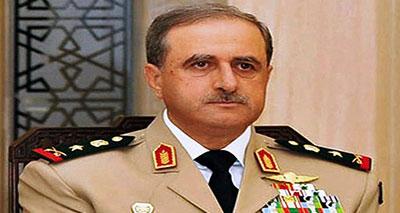 وزير الدفاع السوري