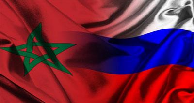 تاريخ العلاقات الروسية المغربية