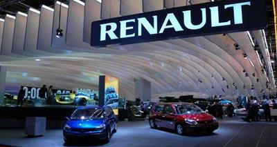 «رونو» للسيارات تبيع أزيد من 25 ألف وحدة خلال الستة أشهر الماضية