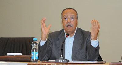 وزير التشغيل والتكوين المهني٬ عبد الواحد سهيل