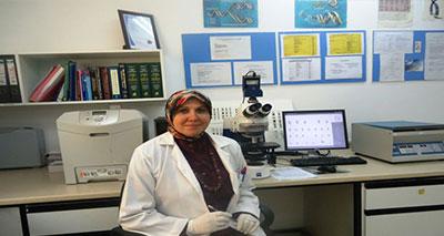 سناء نمر.. أول عربية تصدر كتابا عن علم الوراثة