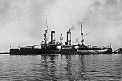 """السفينة الروسية المدرعة """"بيتروبافلوفسك """""""