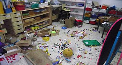 الميولات التخريبية لدى الأطفال