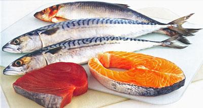 تناول الأسماك الدهنية يضر بصحة القلب