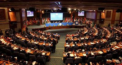 افتتاح اجتماع وزراء خارجية دول حركة عدم الانحياز بطهران